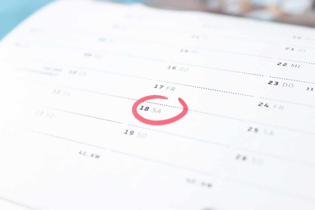 Was hat Wochentag, Geburtstag mit dem Schicksal zu tun?