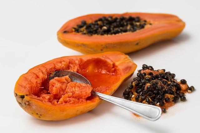 Welche Bracha sagt man auf Papaya?