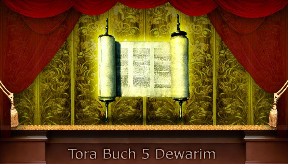 Torah online – Buch 5 – Dewarim (ganz)