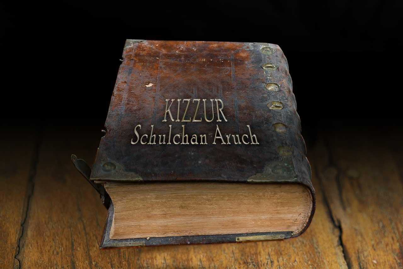 HALACHA: Erew Jom Kippur, der Tag vor dem Großen Versöhnungstag Kizzur Schulchan Aruch