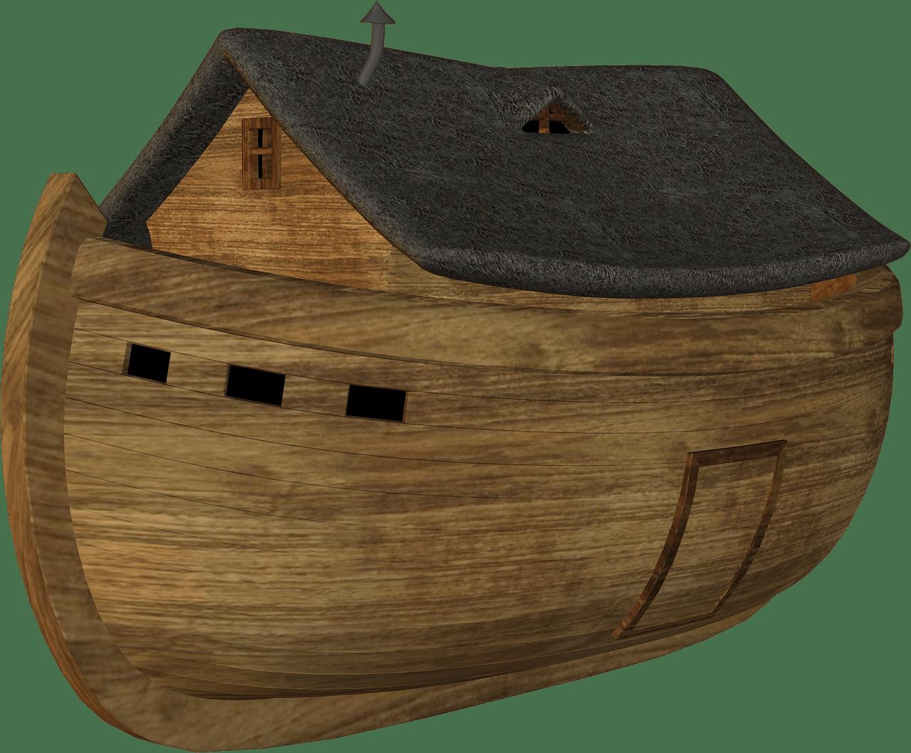Wie passten alle Tiere in die Arche hinein - Parascha Noach