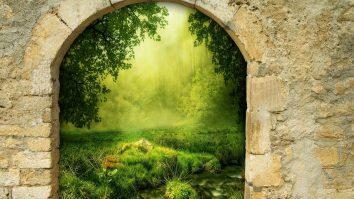 'Die neunundvierzig Tore der Reinheit und der Weisheit'